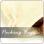 cotton packing bags for soap nuts wholesale